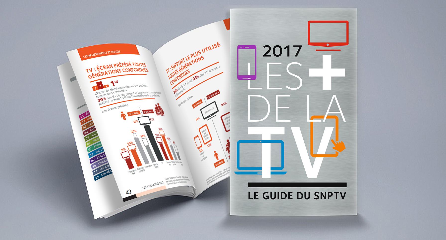 Guide - Les + de la TV 2017